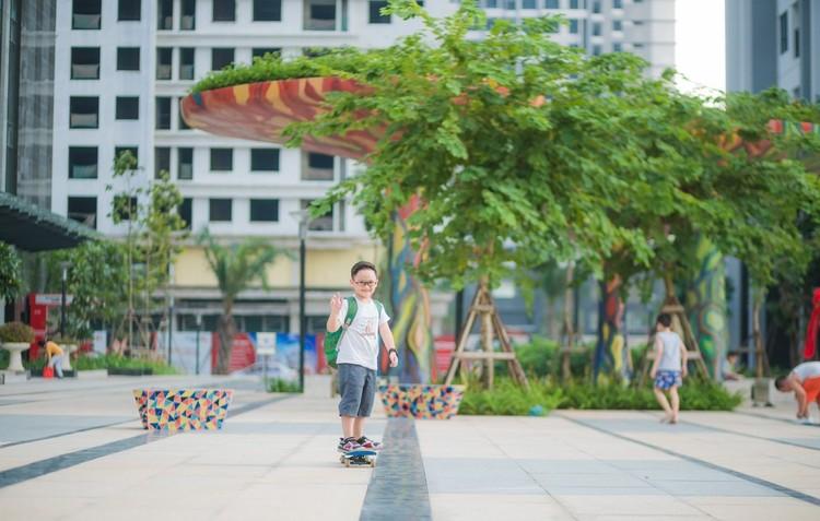 TNR Goldmark City – xu hướng sống xanh của gia đình hiện đại ảnh 5