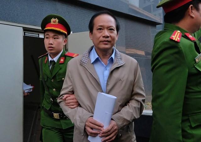 Ông Trương Minh Tuấn có đơn xin vắng mặt tại phiên tòa xử thuộc cấp ảnh 2