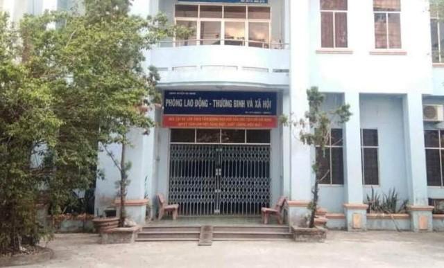 Kiên Giang: Kiến nghị xử lý hình sự Trưởng phòng LĐ-TB&XH vì sai phạm tiền tỷ ảnh 1
