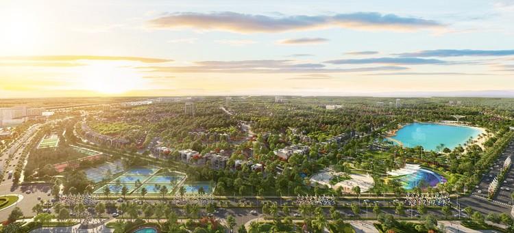 """Ra mắt Sapphire Parkville – """"Tâm điểm xanh"""" của Vinhomes Smart City ảnh 2"""