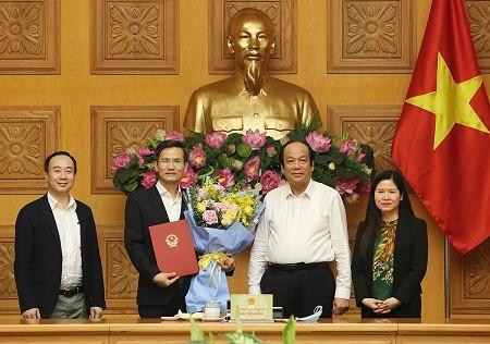 Thủ tướng bổ nhiệm tân Phó Chủ nhiệm Văn phòng Chính phủ Cao Huy ảnh 1