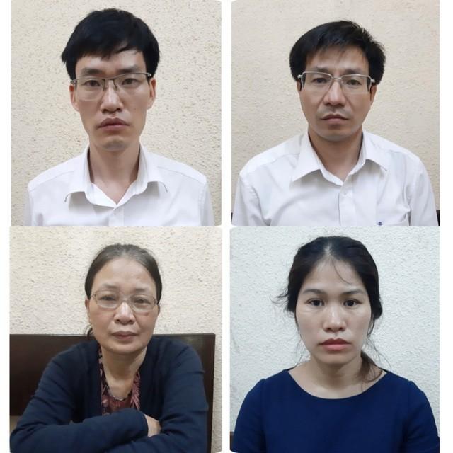 """Lào Cai: Bắt tạm giam 3 cán bộ Tổng cục Hải Quan trong vụ án """"buôn lậu"""" ảnh 1"""