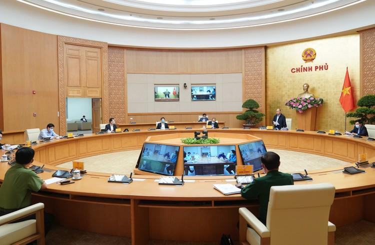 Thủ tướng đồng ý công bố dịch COVID-19 trên toàn quốc ảnh 1