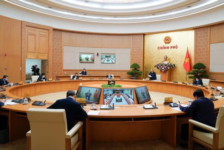 """Thủ tướng yêu cầu làm nhanh gói hỗ trợ vì """"cuộc sống người dân không thể chờ đợi hơn"""" ảnh 1"""