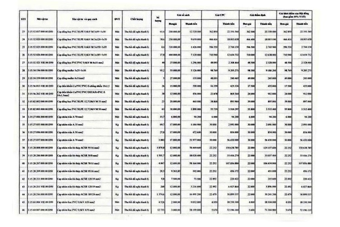 Ngày 22/4/2020, đấu giá lô vật tư thiết bị và công tơ thanh lý tại tỉnh Gia Lai ảnh 2