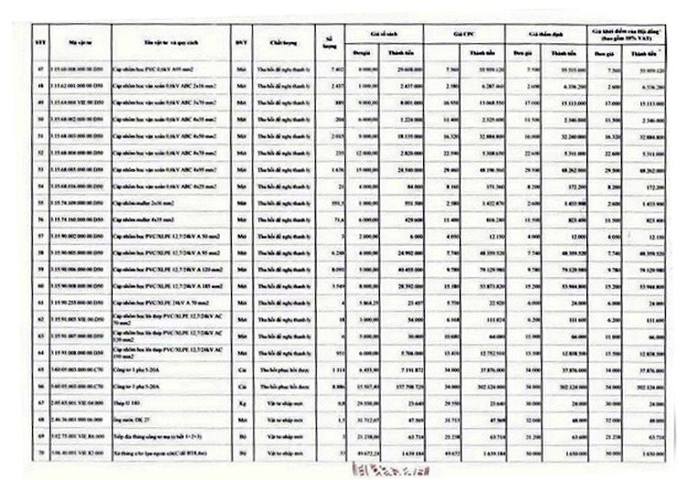 Ngày 22/4/2020, đấu giá lô vật tư thiết bị và công tơ thanh lý tại tỉnh Gia Lai ảnh 3