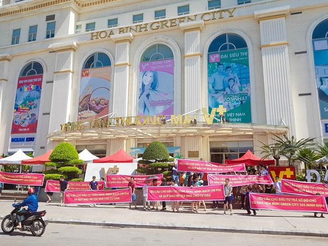 Chủ đầu tư chung cư 'dát vàng' ở Hà Nội bị phạt nặng vì om quỹ bảo trì ảnh 1