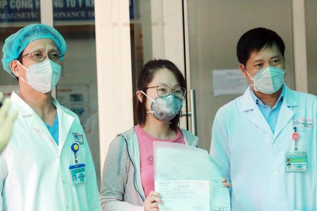 Thêm 16 bệnh nhân COVID-19 khỏi bệnh, Việt Nam đã chữa khỏi 144 ca ảnh 2
