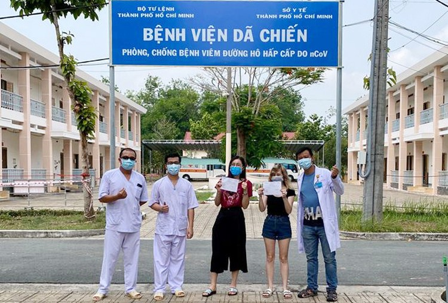 Thêm 16 bệnh nhân COVID-19 khỏi bệnh, Việt Nam đã chữa khỏi 144 ca ảnh 3