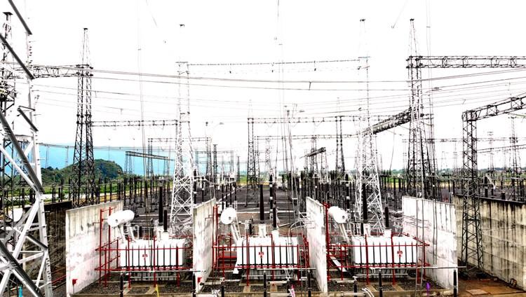 Đóng điện đưa vào vận hành vận hành các công trình truyền tải điện, đảm bảo cung cấp điện mùa hè năm 2020 ảnh 2