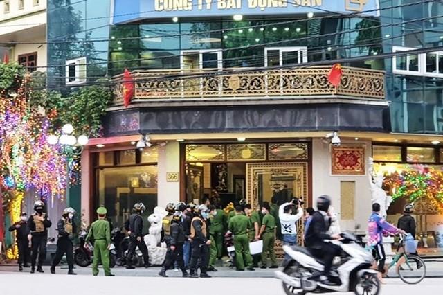 """Thái Bình: Bốn cán bộ bị khởi tố vì dính líu đến """"Đường Nhuệ"""" ảnh 1"""