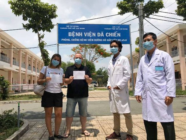 COVID-19: Đến ngày 18/4, Việt Nam đã chữa khỏi 201 ca ảnh 1