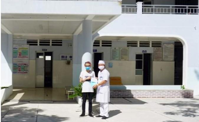 Thêm 2 bệnh nhân COVID-19 ở Bạc Liêu khỏi bệnh, nâng tổng số ca chữa khỏi tại Việt Nam lên 202 ca ảnh 1