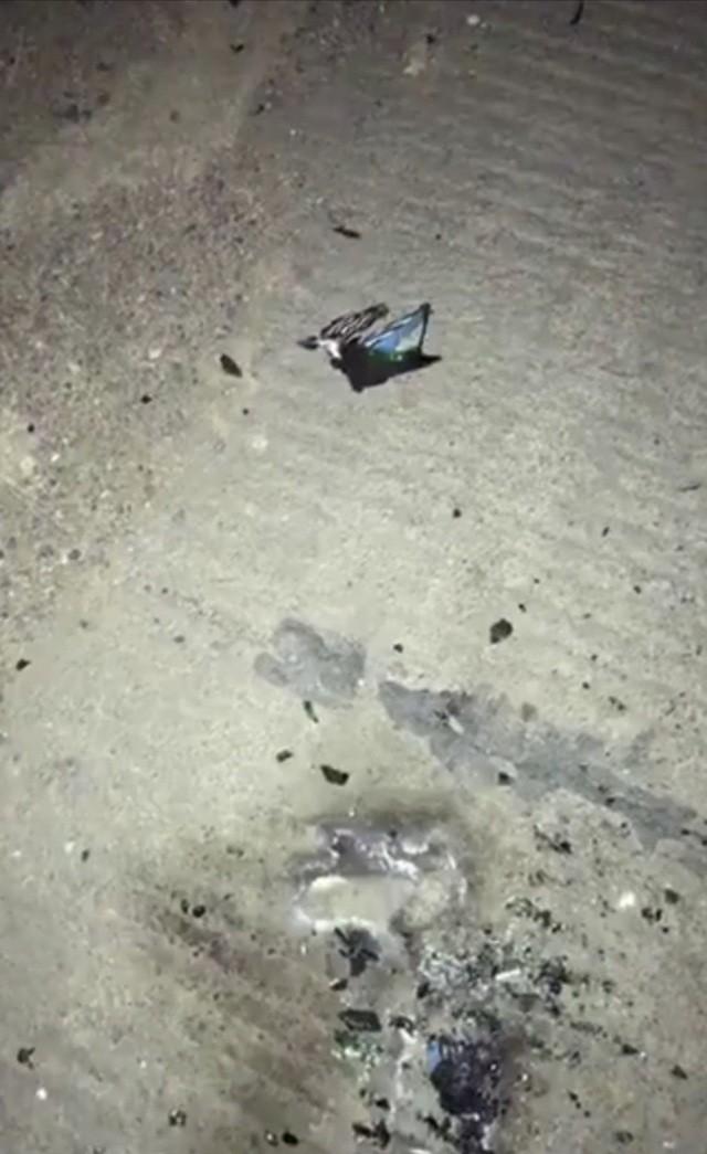 Khánh Hòa: Đề nghị công an điều tra vụ trạm BOT Ninh Xuân bị ném bom xăng ảnh 1