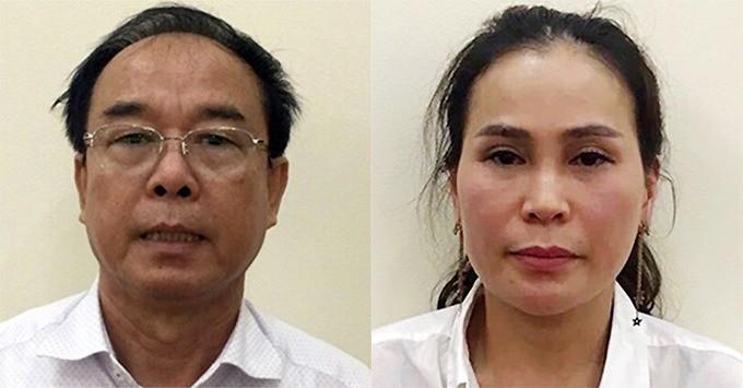 TPHCM: Cựu giám đốc bỏ trốn trong vụ án Nguyễn Thành Tài ảnh 1