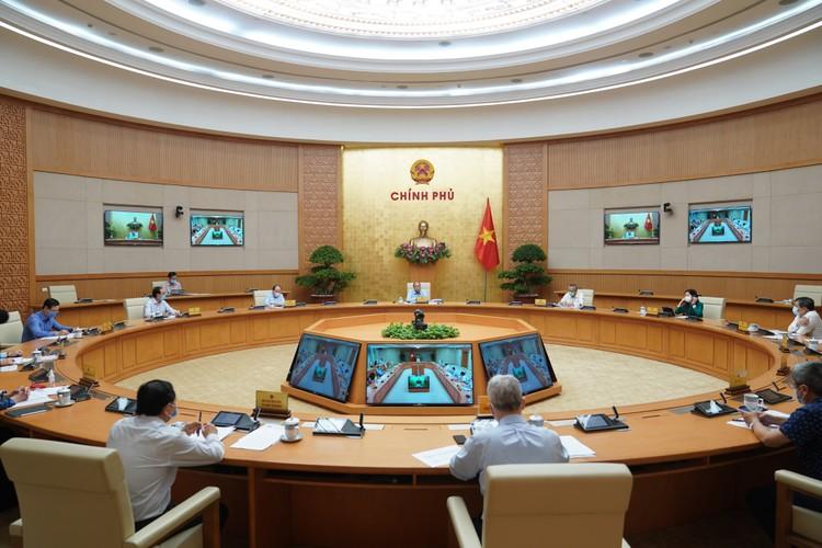 Thủ tướng họp Ban Chỉ đạo điều hành giá ảnh 1