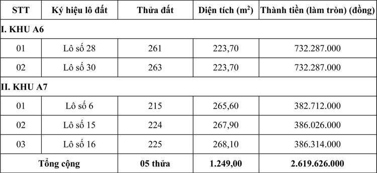 Ngày 11/5/2020, đấu giá quyền sử dụng đất tại huyện Bù Đăng, tỉnh Bình Phước ảnh 8