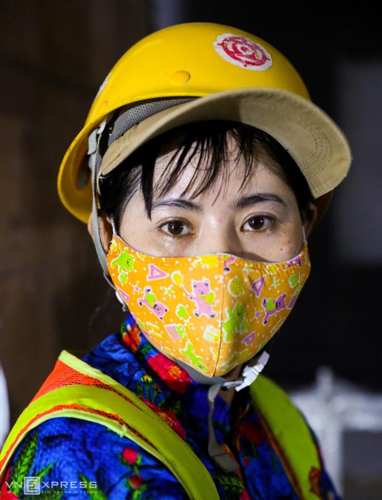 TPHCM: Công nhân metro làm việc trong Covid-19 ảnh 10
