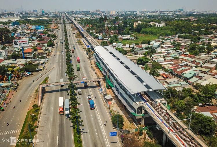 TPHCM: Công nhân metro làm việc trong Covid-19 ảnh 12