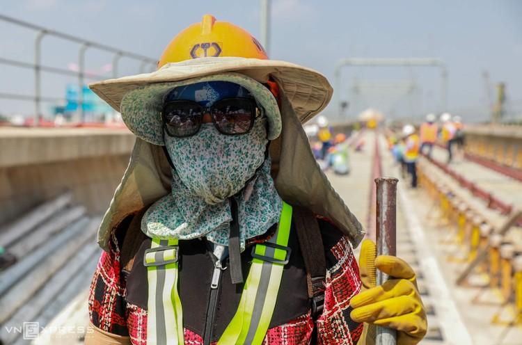 TPHCM: Công nhân metro làm việc trong Covid-19 ảnh 4