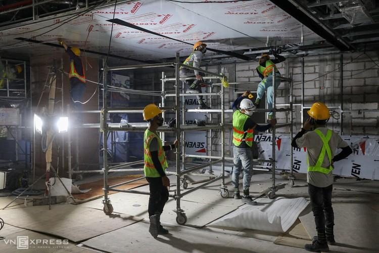 TPHCM: Công nhân metro làm việc trong Covid-19 ảnh 7