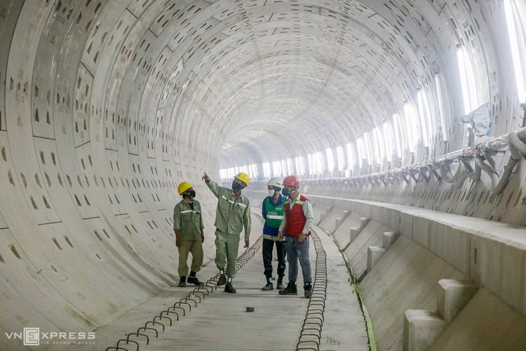 TPHCM: Công nhân metro làm việc trong Covid-19 ảnh 8