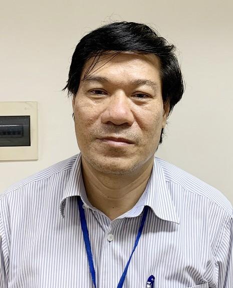Khởi tố vụ án và bắt tạm giam Giám đốc Trung tâm Kiểm soát bệnh tật (CDC) Hà Nội ảnh 1