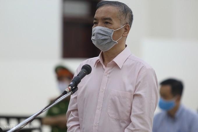 Hà Nội: Ông Nguyễn Bắc Son xin hưởng 'mức án thấp nhất' ảnh 1