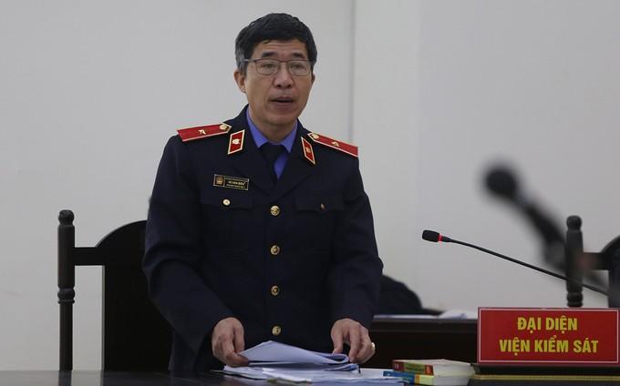Hà Nội: Ông Nguyễn Bắc Son bị đề nghị y án tù chung thân ảnh 1