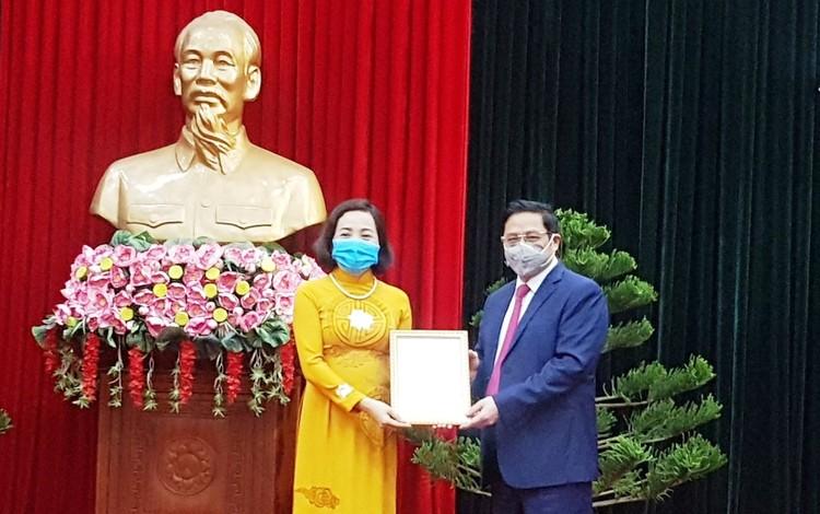 Bộ Chính trị điều động Chủ tịch Hội liên hiệp phụ nữ Việt Nam giữ chức Bí thư Tỉnh ủy Ninh Bình ảnh 1