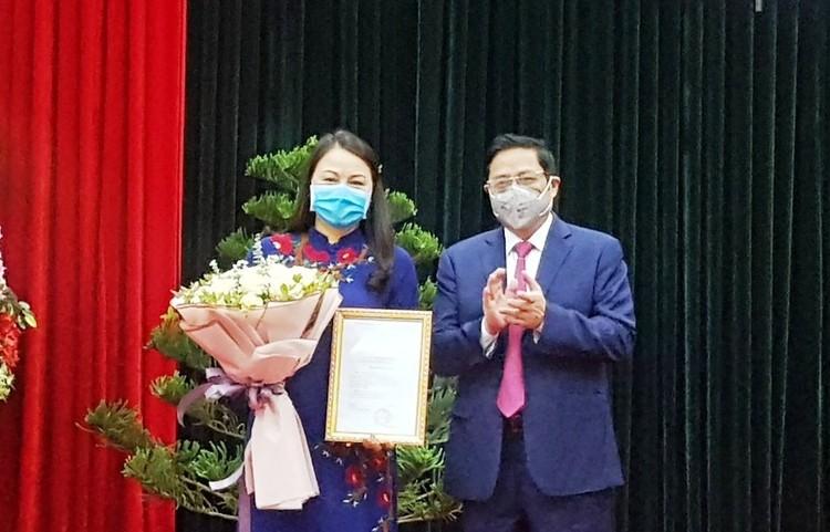 Bộ Chính trị điều động Chủ tịch Hội liên hiệp phụ nữ Việt Nam giữ chức Bí thư Tỉnh ủy Ninh Bình ảnh 2