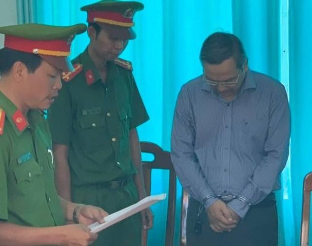 Bình Thuận: 4 cán bộ Phòng Tài nguyên môi trường TP Phan Thiết phạm tội gì? ảnh 1