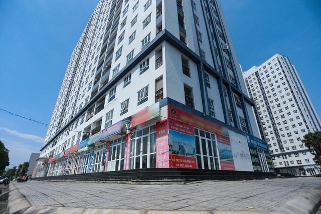 """Sàn giao dịch BĐS ở Hà Nội vẫn """"ngủ đông"""" dù hết cách ly xã hội ảnh 1"""