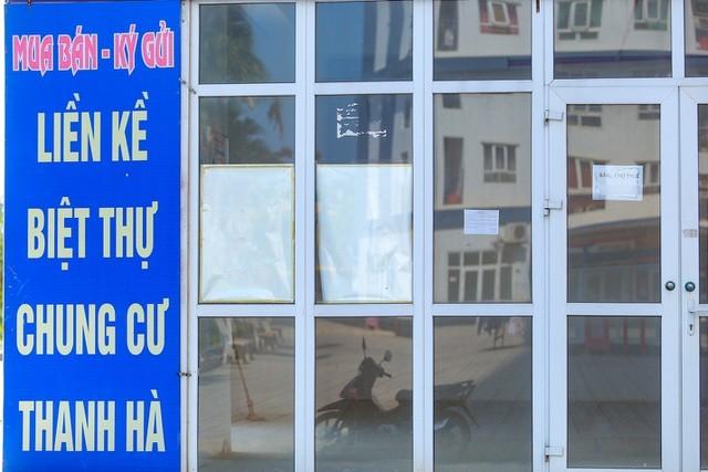 """Sàn giao dịch BĐS ở Hà Nội vẫn """"ngủ đông"""" dù hết cách ly xã hội ảnh 4"""