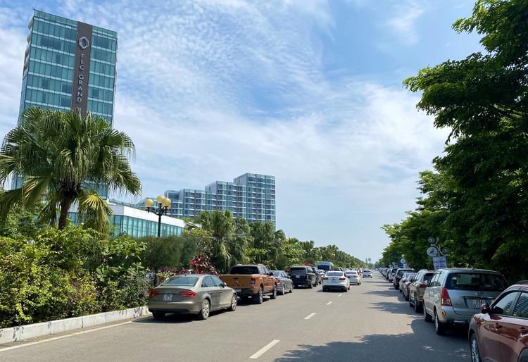 Hàng ngàn khách check in, FLC Sầm Sơn tăng cường các giải pháp đảm bảo an toàn mùa cao điểm ảnh 1