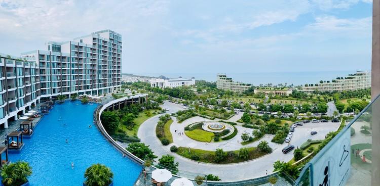 Hàng ngàn khách check in, FLC Sầm Sơn tăng cường các giải pháp đảm bảo an toàn mùa cao điểm ảnh 2