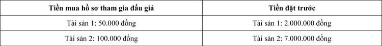 Ngày 13/5/2020, đấu giá hàng hóa tịch thu tại tỉnh Khánh Hòa ảnh 1