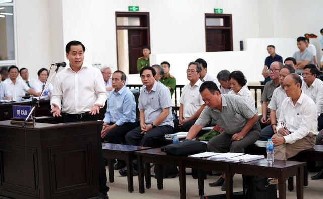 Đối đáp tại tòa, 2 cựu Chủ tịch Đà Nẵng vẫn kêu oan ảnh 1