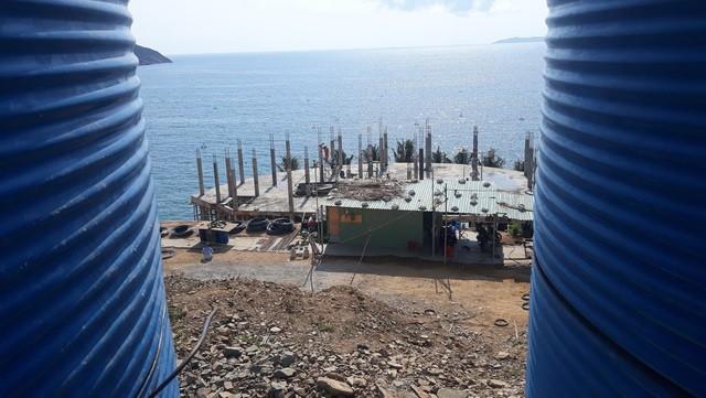 """Kiểm tra 8 dự án ven biển Quy Nhơn… có đến 7 dự án """"dính"""" sai phạm! ảnh 2"""