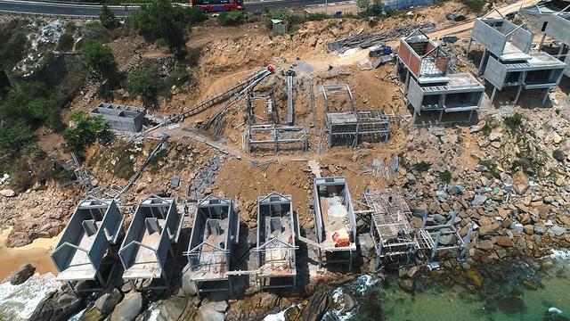 """Kiểm tra 8 dự án ven biển Quy Nhơn… có đến 7 dự án """"dính"""" sai phạm! ảnh 3"""