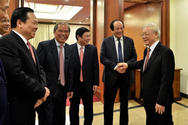 Ban Chấp hành Trung ương phải là một tập thể thật sự đoàn kết, trong sạch, vững mạnh ảnh 2