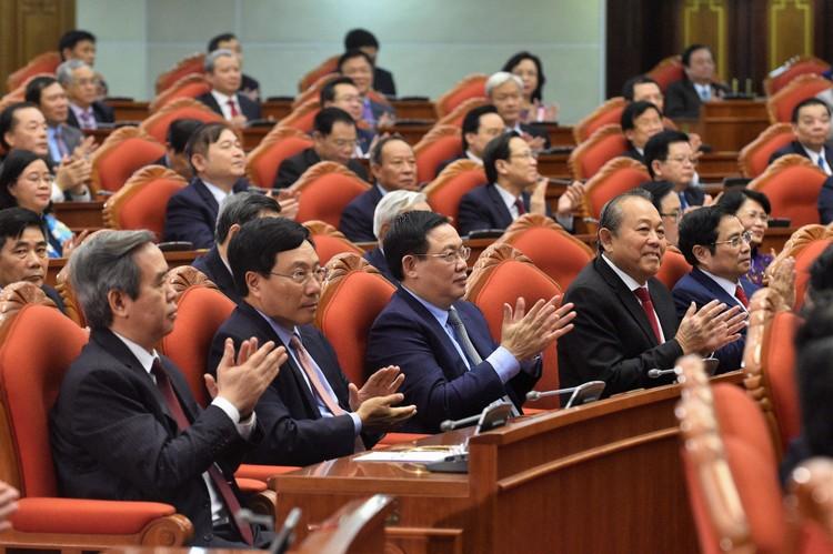 Ban Chấp hành Trung ương phải là một tập thể thật sự đoàn kết, trong sạch, vững mạnh ảnh 3