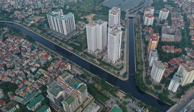 Hà Nội: Làm cống ngầm gom nước thải sông Tô Lịch ảnh 2