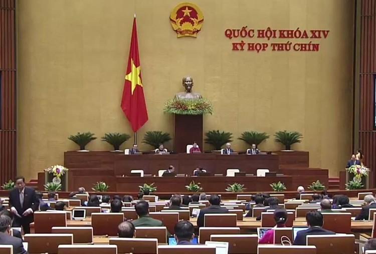 Trực tiếp Kỳ họp thứ 9, Quốc hội khóa XIV ảnh 1