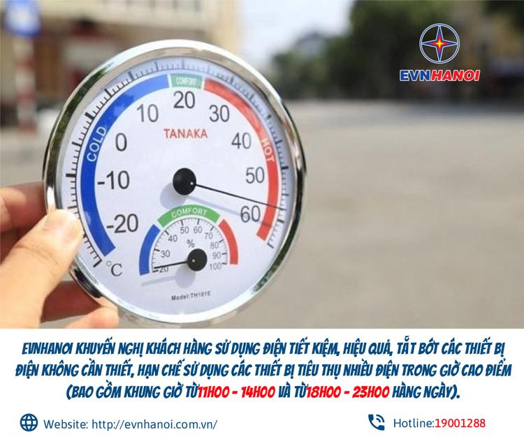 Tiêu thụ điện tăng cao cùng nắng nóng ảnh 2