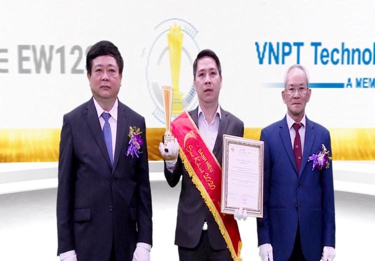 Giành 8 danh hiệu Sao Khuê 2020, VNPT tiếp tục khẳng định vị thế trong chuyển đổi số ảnh 2