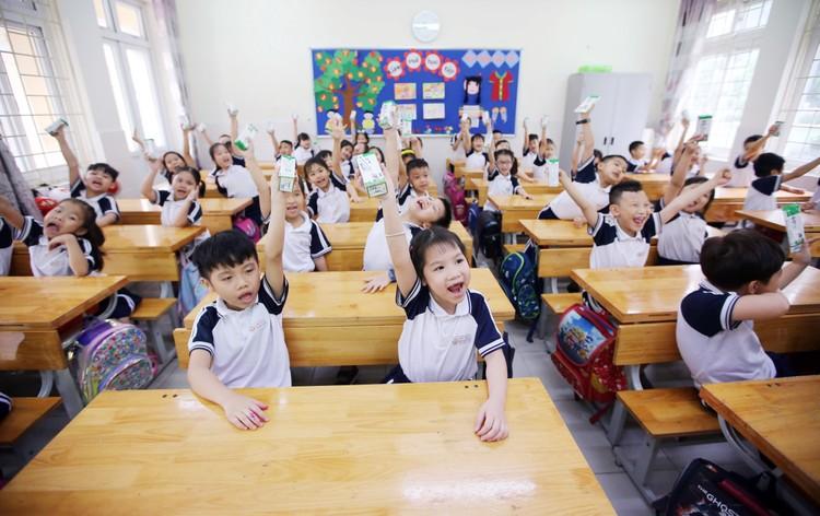 Hơn 1 triệu trẻ em Hà Nội được thụ hưởng Sữa học đường ảnh 2