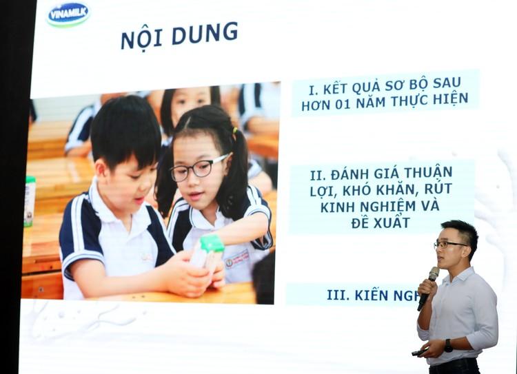 Hơn 1 triệu trẻ em Hà Nội được thụ hưởng Sữa học đường ảnh 3