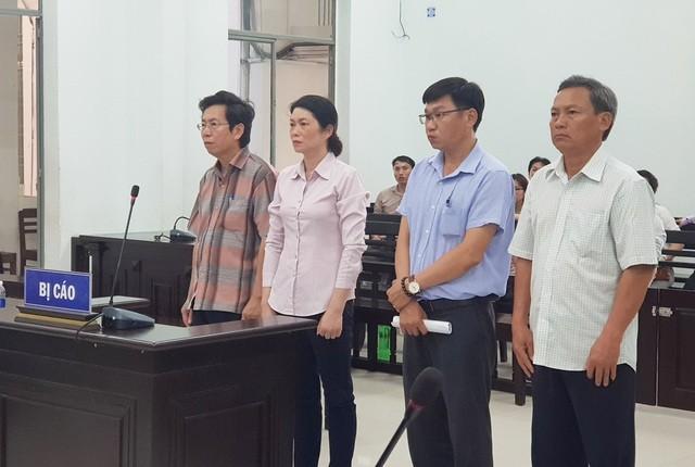 Phó Chủ tịch TP Nha Trang Lê Huy Toàn nhận bản án 9 tháng tù treo ảnh 1