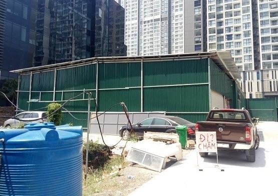 Hà Nội quyết thu hồi khu 'đất vàng' hơn 8.000 m2 bị xẻ thịt cho thuê trái phép ảnh 1